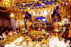 Waheguru!!!  The Court of the King of Kings ....  At Sri Harmandir Sahib....  Dhan Dhan Guru Granth Sahib ji Maharaj. ....  Waheguru Waheguru Waheguru Waheguru Waheguru