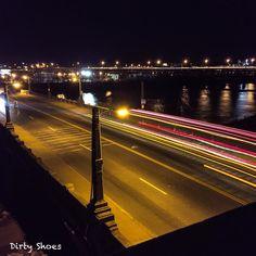 Night moves...  #iPhoneonly #visitrichmondva #RVA #richmondva #RVAtourism #rvanews #jamesriver #JRPS #hiking #virginia #ig_virginia #richmondgrid  #richmondoutside #HowDoYouRiver #igers #bestoftheday #nature #iphonesia #igdaily #all_shots  #reflections #longexpo #longexposure #lighttrails by gahuss