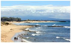 Looking north to Summerstrand from near Flat Rocks, Port Elizabeth Flat Rock, Free Maps, Port Elizabeth, Of My Life, South Africa, Beaches, Rocks, Water, Outdoor