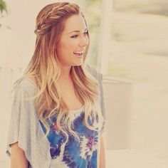 Side Braid - Lauren Conrad | Hair&Beauty