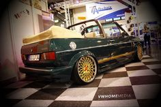 Vw Mk1, Vw Volkswagen, Golf 1 Cabriolet, Vw Classic, Water Cooling, Sweet Cars, Custom Cars, Cars And Motorcycles, Porsche