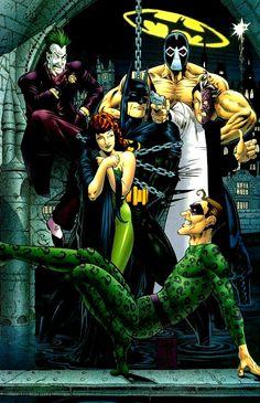 Batman Villains/Gallery - DC Database