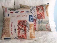 Travel pillows, how cute!