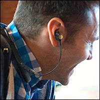 Gadget Ogling: Heightened Hearing, Toasty Toes, and Glass SpeakersHUERAY TECHNOLOGY LLC