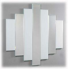 Bathroom Mirror Art Deco