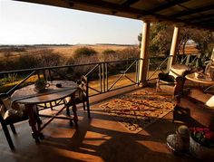 Luxury hunting lodge guest rooms | Andes Guest House and Wedding Venue