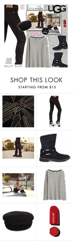 """""""The New Classics With UGG: Contest Entry"""" by bulletblues ❤ liked on Polyvore featuring UGG, Joules, Étoile Isabel Marant, Bullet and Chanel"""