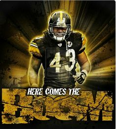 b61424c5f44 Troy Polamalu - If you are an offensive coordinator