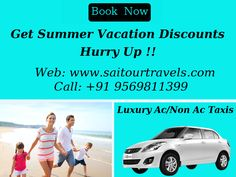 Get #Summer Discount On All Tours  #Chandigarh