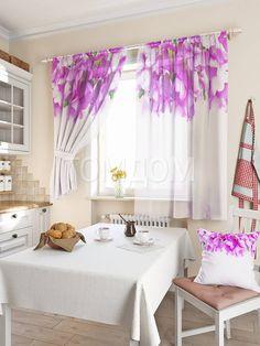 """Комплект штор """"Орихи"""": купить комплект штор в интернет-магазине ТОМДОМ #томдом #curtains #шторы #interior #дизайнинтерьера"""