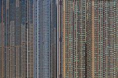Fotógrafo alemão faz fotos impressionantes da imensidão de prédios na China | Catraca Livre