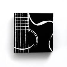 paintings guitar canvas - Google Search
