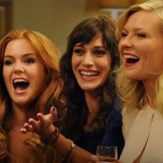 EXCLUSIVE: Bachelorette Interviews with Kirsten Dunst, Isla Fisher, Lizzy Caplan and Rebel Wilson - Plus, director Leslye Headland is also on-hand to discuss this raucous comedy.