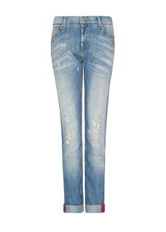 MANGO - Jeans estilo boyfriend  29,99€