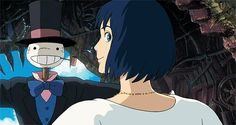 A place to let out all of your thoughts on Studio Ghibli. Hayao Miyazaki, Howl's Moving Castle, Disney Animation Studios, Animation Film, Studio Ghibli Art, Studio Ghibli Movies, Howl Pendragon, Personajes Studio Ghibli, Howl And Sophie