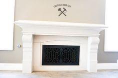 38 best iron home decor images fireplace doors home goods iron decor rh pinterest com