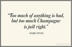 Whether it's a celebration or just simply brunch, we can never honorably say no to a glass of champagne. Here are 10 legendary quotes about our favorite bubbly beverage.