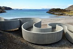 Reiulf Ramstad Architects · Selvika. Havøysund, Norway