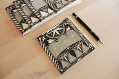 Gota de Calo - Square notebook