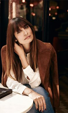 Caroline de Maigret's Super Chic Palette for Lancôme | Vogue Paris