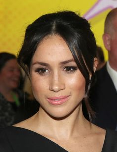 Meghan Markle attends the Women's Empowerment reception hosted by Foreign Secretary Boris Johnson during the Commonwealth Heads of Government Meeting at the Royal Aeronautical Society in London, England - April 19, 2018