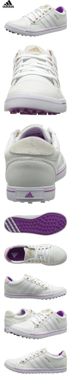 new products d9b79 cacbc  84.99 - adidas Women s W Adicross IV Golf Shoe, FTW White Clearonix, 8.5 M  US