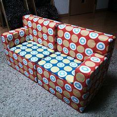 Armchair, Couch, Furniture, Home Decor, Milk Box, Recycling, Tips, Sofa Chair, Single Sofa