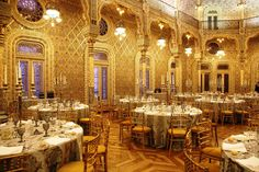 Palácio da Bolsa, Porto (photo: Joana Couto)