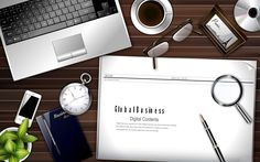 Business Backgrounds HD-2