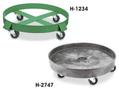 Drum Dolly, 55 Gallon Drum Dolly in Stock - ULINE