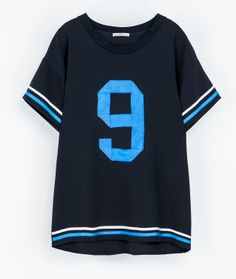 Is this the varsity jersey t-shirt we've been looking for our whole life? (answer: yes)