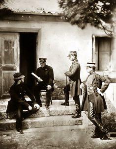Lieutenant General Sir Harry Jones  Staff, Crimean War.