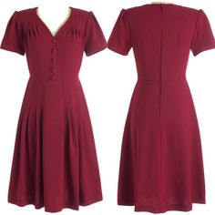 Lindy Hop Dress 1940s style dress Contact us for linesheets & lookbooks!