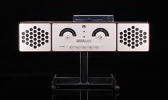 retro hi-fidelity stereo