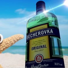 Becherovka cinema4d