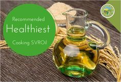#RiceBran oil is regarded as the most beneficial oil for health.  Which oil do you use for #cooking?