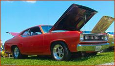 1970 Plymouth Duster Pro Street Plymouth Duster, Dusters, Street, Walkway