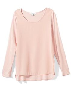 Piperlime Collection Fall 2014 Woven Front Top $49