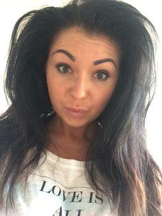 Hello brunette