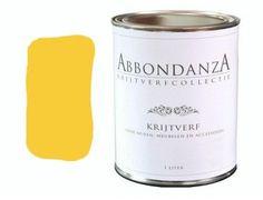 790 Carribean Yellow AbbondanzA krijtverf