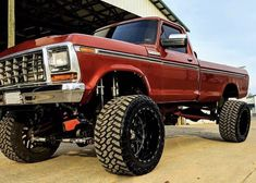 Chevy Trucks Older, Lifted Chevy Trucks, Lifted Ford Trucks, Big Trucks, 79 Ford Truck, 6x6 Truck, Hummer Truck, Diesel Pickup Trucks, 4x4