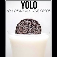 YOLO (you obviously love oreos) on Pinterest | Oreo ...