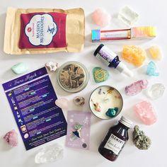 Goddess Provisions Fairie Magick box | mndy.lynn