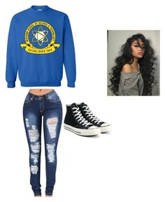 6a0e4415c164 by bandsarelifebandsarelife on Polyvore featuring Converse Kohls
