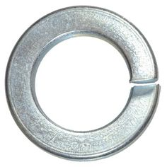 The Hillman Group Zinc-Plated Steel Standard (SAE) Split Lock Washer