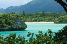Kabira Bay Beach, Ishigaki Island, Okinawa
