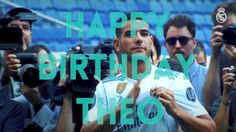 Ver Happy 20th Birthday Theo Hernández!