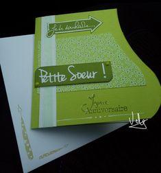 Charmant Papier 13th Salade De Carte D/'Anniversaire Greetings Cards vide à l/'intérieur