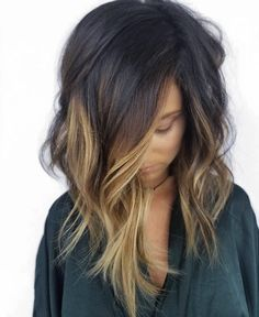 87 unique ombre hair color ideas to rock in 2018 - Hairstyles Trends Truss Hair, Hair Color And Cut, Hair Color Black, Faded Hair Color, Hair Color Ideas For Brunettes Balayage, Summer Hair Color For Brunettes, Great Hair, Hair Dos, Gorgeous Hair