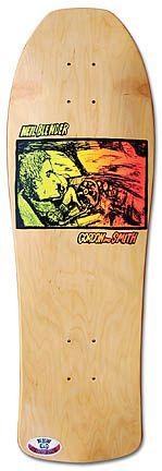 Model: Neil Blender    Artist: Neil Blender    Company: G Skateboards    Release Date: 1988